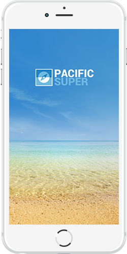 Pacific Super splash page